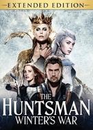 The Huntsman: Winter's War - DVD cover (xs thumbnail)