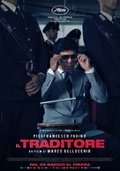 Il traditore - Italian Movie Poster (xs thumbnail)