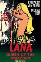Lana - Königin der Amazonen - Movie Poster (xs thumbnail)