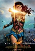 Wonder Woman - Finnish Movie Poster (xs thumbnail)