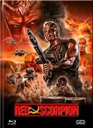 Red Scorpion - Austrian Movie Cover (xs thumbnail)