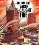 The Day the Earth Caught Fire - Blu-Ray movie cover (xs thumbnail)
