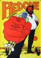 Piedone d'Egitto - Hungarian Movie Poster (xs thumbnail)