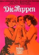 Le bambole - German Movie Poster (xs thumbnail)