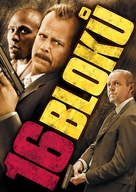 16 Blocks - Czech DVD movie cover (xs thumbnail)