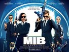 Men in Black: International - British Movie Poster (xs thumbnail)