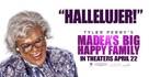 Madea's Big Happy Family - Movie Poster (xs thumbnail)
