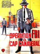 FBI Code 98 - French Movie Poster (xs thumbnail)