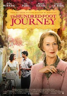 The Hundred-Foot Journey - Belgian Movie Poster (xs thumbnail)