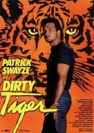 Tiger Warsaw - German Movie Poster (xs thumbnail)