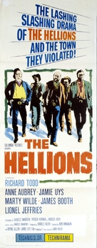 The Hellions - Movie Poster (xs thumbnail)