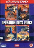 Operation Delta Force - British DVD cover (xs thumbnail)
