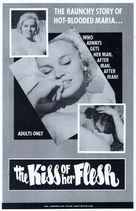 The Kiss of Her Flesh - Movie Poster (xs thumbnail)