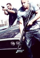 Fast Five - Italian Movie Poster (xs thumbnail)