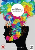 The Substance: Albert Hofmann's LSD - British DVD cover (xs thumbnail)
