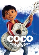 Coco - Czech DVD movie cover (xs thumbnail)
