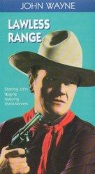 Lawless Range - VHS cover (xs thumbnail)