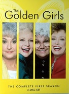 """The Golden Girls"" - DVD cover (xs thumbnail)"