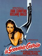 The Story of Esther Costello - French Movie Poster (xs thumbnail)