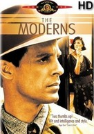 The Moderns - DVD movie cover (xs thumbnail)