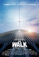 The Walk - Movie Poster (xs thumbnail)