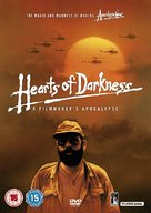Hearts of Darkness: A Filmmaker's Apocalypse - British DVD cover (xs thumbnail)