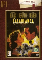 Casablanca - Argentinian DVD cover (xs thumbnail)