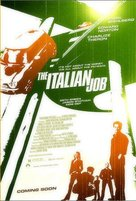 The Italian Job - Movie Poster (xs thumbnail)