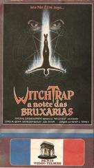 Witchtrap - Brazilian VHS cover (xs thumbnail)