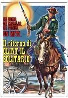 Il ritorno di Clint il solitario - Italian Movie Poster (xs thumbnail)