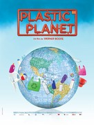 Plastic Planet - French Movie Poster (xs thumbnail)