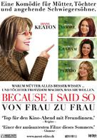 Because I Said So - Swiss DVD movie cover (xs thumbnail)