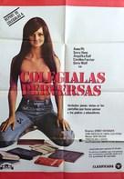 Schulmädchen-Report 4. Teil - Was Eltern oft verzweifeln lässt - Spanish Movie Poster (xs thumbnail)