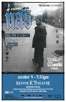 Time Is Illmatic - Movie Poster (xs thumbnail)