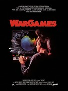 WarGames - French Re-release poster (xs thumbnail)