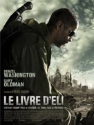 The Book of Eli - French Movie Poster (xs thumbnail)