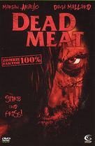 Dead Meat - German DVD cover (xs thumbnail)