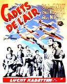 Air Cadet - Belgian Movie Poster (xs thumbnail)