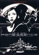 Renaissance - French DVD cover (xs thumbnail)