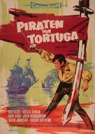 Pirates of Tortuga - German Movie Poster (xs thumbnail)