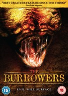 The Burrowers - British Movie Cover (xs thumbnail)