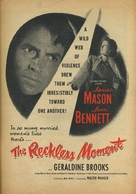 The Reckless Moment - poster (xs thumbnail)