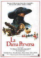 The Wicked Lady - Spanish Movie Poster (xs thumbnail)