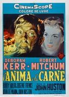 Heaven Knows, Mr. Allison - Italian Movie Poster (xs thumbnail)