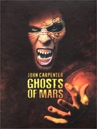 Ghosts Of Mars - poster (xs thumbnail)