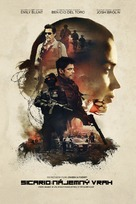 Sicario - Czech Movie Poster (xs thumbnail)