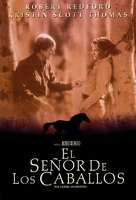 The Horse Whisperer - Argentinian Movie Cover (xs thumbnail)