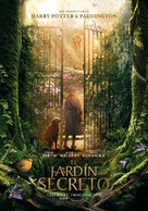 The Secret Garden - Argentinian Movie Poster (xs thumbnail)