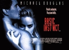 Basic Instinct - British Movie Poster (xs thumbnail)