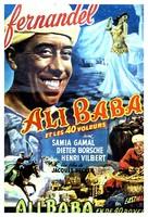 Ali Baba et les quarante voleurs - Belgian Movie Poster (xs thumbnail)